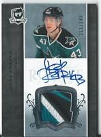 2007 - 2008 Upper Deck The Cup  lukas kaspar  Patch/AUTO RC 249