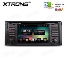 Android 7.1 DVD GPS Navi Bluetooth 5.0 Autoradio RDS für BMW E39 5er M5 E38 7er