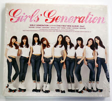 SNSD GIRLD' GENERATION - Gee (1st Mini Album) CD+Photo Booklet+Gift Photo K-POP