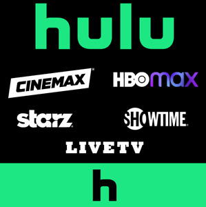 HHHUULLUUU Live Tv ✅ No Ads ✅ All Add-ons ✅ Fast Delivery ✅ 2 Years Warranty ✅