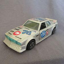 18E Burago 4165 Mercedes 450SC AMG Racing # 78 Mampe 1:43