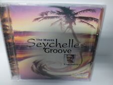 THE WAVESS ~ SEYCHELLES GROOVE ~ LASERLIGHT IMPORT ~ NEW CD