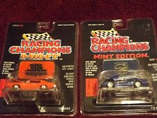 RACING CHAMPIONS MINT - 1969 GTO JUDGE /1996 Viper LOT of 2 Lmtd Ed.Collectables
