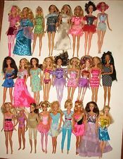 HUGE Barbie Doll Mixed Vintage New Diva Skipper Teresa Lot for OOAK or Play