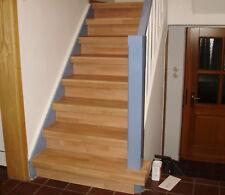 Treppenrenovierung: Stufenbeläge aus Holz zum selbst verlegen, günstig und gut