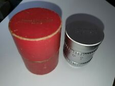 Bell Howell & ORIGINAL BOX Pierre Angenieux f1.8/10mm #763285 M25 Mount*READ*