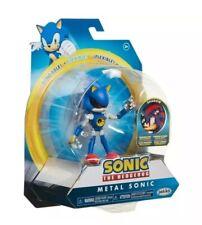 New Sonic Hedgehog Metal Sonic BENDABLE ACTION FIGURE Jakks Pacific MOVIE