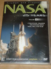 NASA 25 YEARS Volume 5 DVD Region All  NEW AND SEALED
