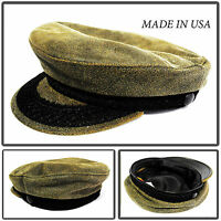Clothing, Shoes & Accessories 100%wool made inUSA Godfather City hat satin lined western cowboy Mobster Black