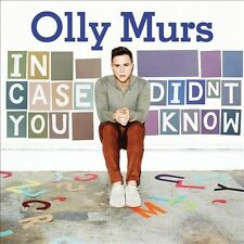 Olly Murs - In Case You Didn't Know CD