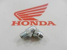 Honda xl 175 250 350 500 600 raccord grease nipple Genuine New
