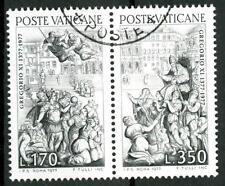 VATICANO - 1977 - 600° del ritorno di Gregorio XI da Avignone a Roma -