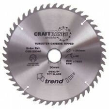 Trend Wood Plunge Saw Blade 165mm x 48 Teeth x 20 mm CSB/16548 Dewalt Plunge Saw