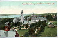 View of Campus Cornell University Ithaca,NY 1909 Postcard