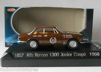 Alfa Romeo 1300 Junior Coupe Limited Edition 25 Year Anniversary Solido 1/43