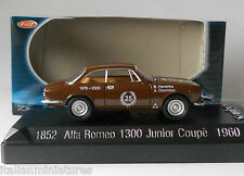 Alfa Romeo 1300 Junior Coupe Limited Edition 25 Year Anniversary Solido 1/43