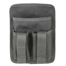 Maxpedition Entity Hook & Loop Utility Panel Bag Accessory Divider Pouch Grey