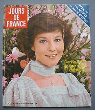 ►JDF 1218/1978-DENISE FABRE- FRANCE GALL- CHANTAL GOYA- PIERRE CARDIN -JP CASSEL