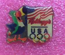 Pins KELLOGG'S Le TOUCAN SAM Mascot Jeux Olympique J.O JO OG O.G Olympic Games