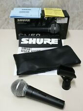 Shure SM 58 LCE Vocal Mikrofon, die Legende - Top!