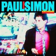 Hearts and Bones 0886979326927 by Paul Simon CD