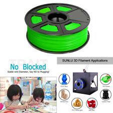 Sanlu 1.75mm ABS Filament for 3D Printer 3D Pen 1kg(2.2lbs) 3D Printer Supplies