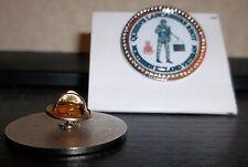 HM Armed Forces Queen's Lancashire Regiment N/Ireland Veteran lapel pin badge .