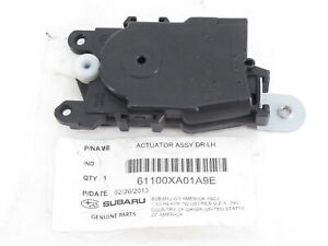 Genuine OEM Subaru 61100XA01A9E Driver Front Door Lock Actuator 2006-14 Tribeca