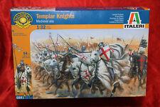 Italeri 1/32 plastic soldiers Templar knight medieval era rare