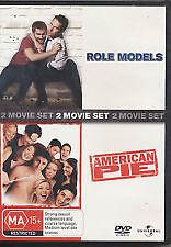 ROLE MODELS + AMERICAN PIE - BRAND NEW & SEALED 2-DISC DVD (SEAN WILLIAM SCOTT)