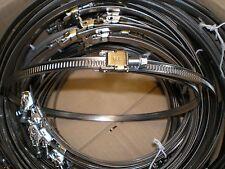 Spannschelle Schlauchschelle Edelstahl V2A 50 bis 215 mm Spannbereich VSS50215