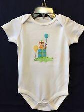 New/Tags 0-3 Month Gymboree Baby Boy's 100% Cotton One-Piece Bodysuit