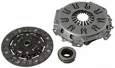 Mazda 3 1.4 1.6 Hatchback Saloon 200mm 3 Pc Clutch Kit From 10 2003 To 06 2009