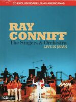 Ray Conniff CD Live In Japan Brand New Sealed