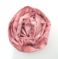 Pink Long Tie Dye Long Scarf ~ Soft to the Touch Cotton Fabric ~ New