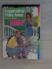 Le club des Baby - Sitters Logan aime Mary Anne
