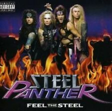 Steel Panther - Feel The Steel (NEW CD)