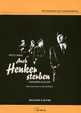 Auch Henker sterben (Collector's Edition) von Fritz ... | DVD | Zustand sehr gut