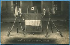 CPA PHOTO: Le 42° à ses Poilus de la classe 18 / Guerre 14-18