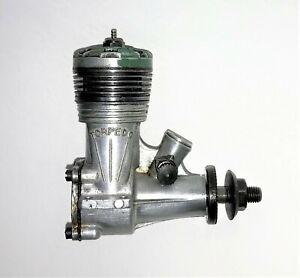 Vintage Torpedo 19 Control Line Model Airplane Engine .19