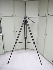 Manfrotto Tripod 547b with Manfrotto 701Hdv video head photography