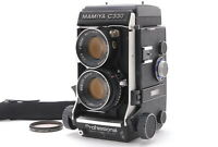 *NEAR MINT* MAMIYA C330 PRO TLR w/SEKOR 80mm F/2.8 Lens From JAPAN #FedEx#