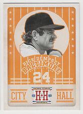 RICK DEMPSEY 2013 Panini Hometown Heroes Baseball City Hall Card #CH8 Orioles