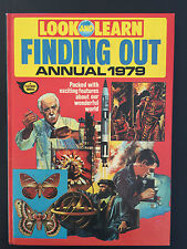 Look And Learn Finding Out Annual 1979, H/C