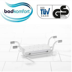 Badkomfort Badewannensitz Duschsitz Wannensitz Badehilfe Belastbarkeit Bis 150kg