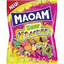 Made in Germany-  Maoam KRACHER: Sour 175g -