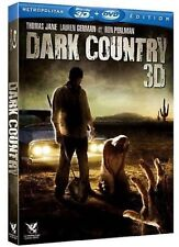 Dark Country 3D [2009](Blu-ray 2D+3D)~~~Thomas Jane~~~LENTICULAR SLIPCOVER~~~NEW