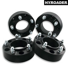 4pc Toyota 5x150 Hubcentric Wheel Spacers 2 Inch 14x1.5 Lug for Tundra 2007-2017