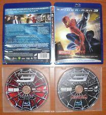 Spider-Man 3 [2 discos Blu-Ray Region Free] Sam Raimi,Toby Maguire,Kristen Dunst