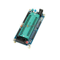 ATMEGA16 ATmega32 ISP Minimum System Board AVR Minimum System Development Board